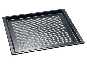 HBBL 71 - Gourmet perforated baking tray for everything that is crunchy and crisp.--NO_COLOR