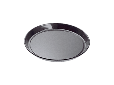 HBF 27-1 - Round baking tray with PerfectClean finish.--NO_COLOR