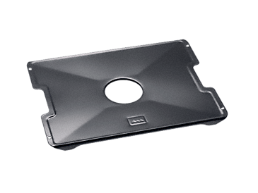 HGBB 51 - Grilling and roasting insert for universal tray with PerfectClean finish.--NO_COLOR