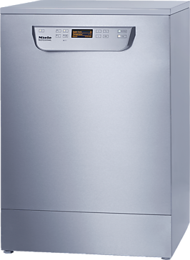 PG 8059 [MK HYGIENE 1N AC 230V 50Hz 30-32A 5,9kW] - Fresh-water dishwasher With baskets, for all locations with high hygiene requirements.--stainless steel exterior