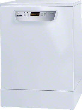 PG 8055 [MK SPEED] - Fresh-water dishwasher with baskets for restaurants, schools and bakeries.--white casing
