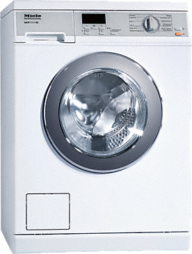 PW 5064 Mopstar 60 [EL AV 1N AC 220-240V 50Hz 25A] - Washing machine, electrically heated specially designed for the requirements of Facility Management.--Lotus white