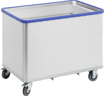 FBW - Aluminium trolley With vertically adjustable base for uniform handle height.--NO_COLOR