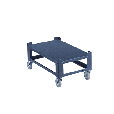 FG 40 - Chassis with four castors, suitable for laundry tub WW 45.--Octoblue