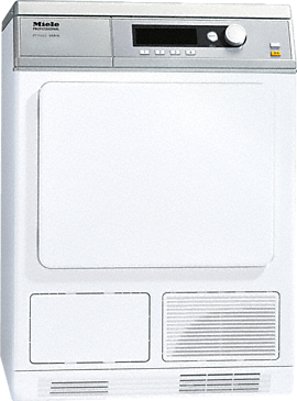 PT 7135 C Vario [EL] - Condenser dryer For simple and flexible installation without vent ducting.--Lotus white