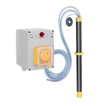 DOS MC - Dispenser pump with housing, hose, siphon and time control.--NO_COLOR