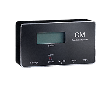 CM/1 - ConductivityMeter For measuring the conductivity level and the display for changing the cartridge.--NO_COLOR