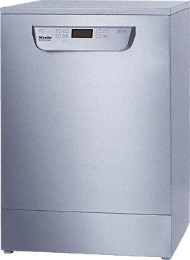 PG 8504 [AD] - Laboratory dishwasher with AD-water supply.--stainless steel exterior