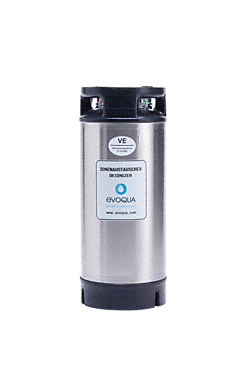 VE P 2800 - Full demineralisation cartridge For optimum water preparation.--NO_COLOR