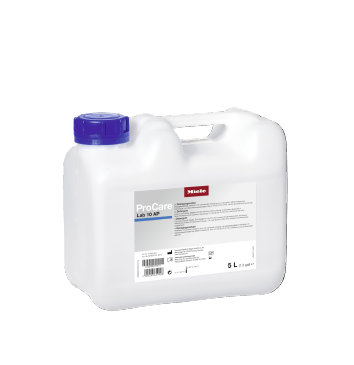 ProCare Lab 10 AP - 5 l - Liquid detergent, alkaline, 5 l For optimum reprocessing of laboratory utensils.--White