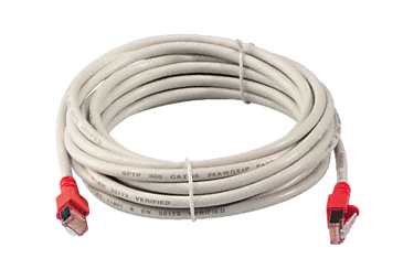 APH 409 - Crossover network cable for direct connection to PC, length 5 m (type 9).--stainless steel exterior