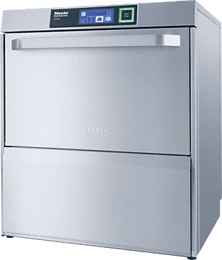 PG 8165 [DOS UNIVERSAL compact] - Tank dishwasher compact size - 60 cm bistro dishwasher with integr. cleaning agent containers.--NO_COLOR