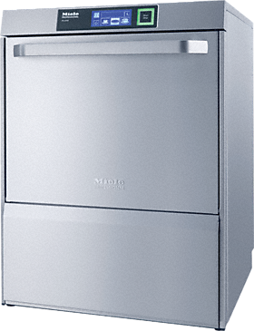 PG 8166 [UNIVERSAL] - Tank dishwasher with short cycles for fast turnaround times - for universal use.--NO_COLOR