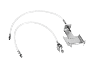 A 806 - Holder For the optimum reprocessing of instruments used in robot-assisted surgery.--stainless steel exterior