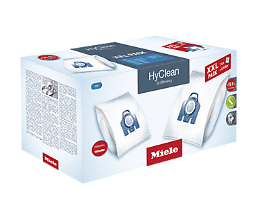 GN XXL HyClean 3D - XXL pack HyClean 3D Efficiency GN 16 HyClean GN dustbags at a discount price--NO_COLOR