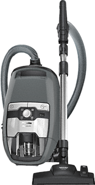Blizzard CX1 Excellence PowerLine - SKCE2 - Bagless cylinder vacuum cleaners with Eco Comfort handle and EcoTeQ Plus floorhead for optimum cleaning.--