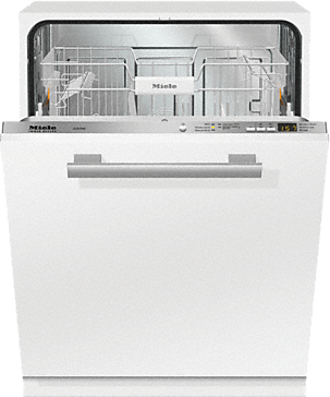 G 4990 Vi Jubilee - Fully-integrated, full-size dishwasher Delay start and countdown indicator for great entry-level value.--NO_COLOR