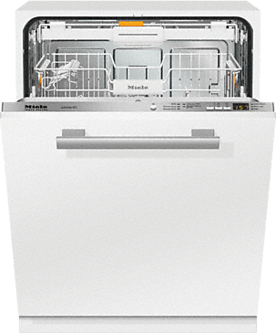 G 4990 SCVi Jubilee - Fully-integrated, full-size dishwasher with 3D cutlery tray for maximum convenience at an attractive entry level price--NO_COLOR