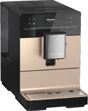 CM 5500 - Countertop coffee machine with OneTouch for Two for perfect coffee enjoyment.--Obsidian black