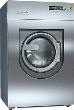 PW 818 [EL MF] - Washing machine, electrically heated With liquid dispensing module and freely programmable controls.--Stainless steel