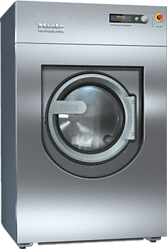 PW 814 [EL MF] - Washing machine, electrically heated With liquid dispensing module and freely programmable controls.--Stainless steel