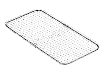 A 810 - Cover net For optimum securing of delicate items.--NO_COLOR