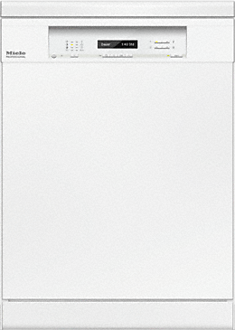 PG 8110 SmartBiz - Free-standing dishwasher for applications where domestic dishwashers reach their limits. --NO_COLOR