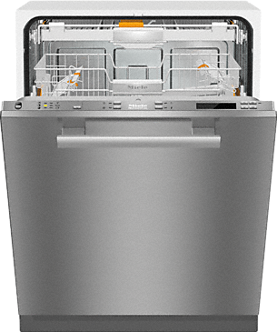 PG 8133 SCVi [MAR] - Fully integrated dishwasher with 3D+ cutlery tray with baskets approved by Lloyd's Register.--NO_COLOR