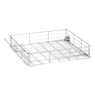 APWD 060 - Basket for the optimum loading of different inserts and mesh trays.--stainless steel exterior