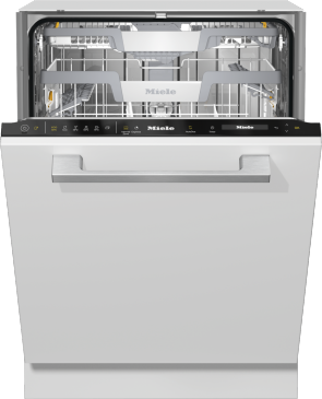 G 7365 SCVi XXL AutoDos - Fully integrated dishwasher XXL with automatic dispensing thanks to AutoDos with integrated PowerDisk.--