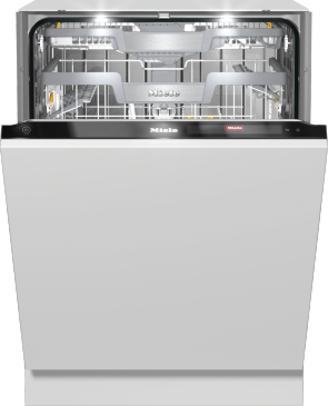 G 7965 SCVi XXL AutoDos - Fully integrated dishwasher XXL – the Miele all-rounder for handleless kitchen designs.--