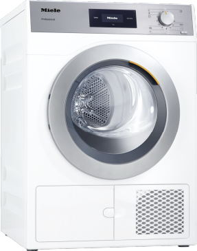 PDR 507 [EL] - Professional vented dryer, Little Giants, electrically heated  with extremely short programme cycle times. Capacity 7.0 kg in 46 minutes.--Lotus white