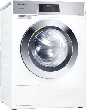 PWM 906 [EL DP] - Professional washing machine, Little Giants, EL heated, with drain pump and target group specific programmes. Capacity 6.0kg in 49min.--Lotus white