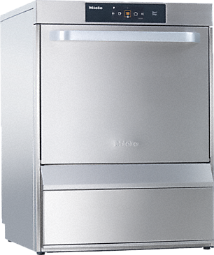 PTD 703 [WES] - Tank dishwasher with short cycles for fast turnaround times - incl. integrated softener.--stainless steel exterior
