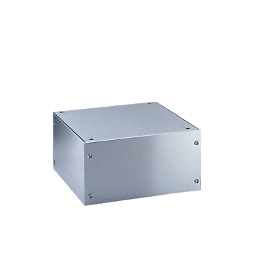 APCL 005 - Box plinth, 30 cm high  For ergonomic loading and unloading of the washing machine and tumble dryer.--Stainless steel