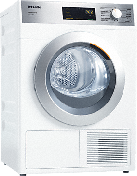 PDR 300 SmartBiz HP [EL] - Heat-pump dryers meets industry standards with simple and flexible installation without ducting.--Lotus white