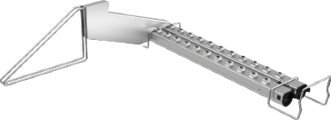 A 315 - Module For increased capacity and reprocessing of lumened instruments.--stainless steel exterior