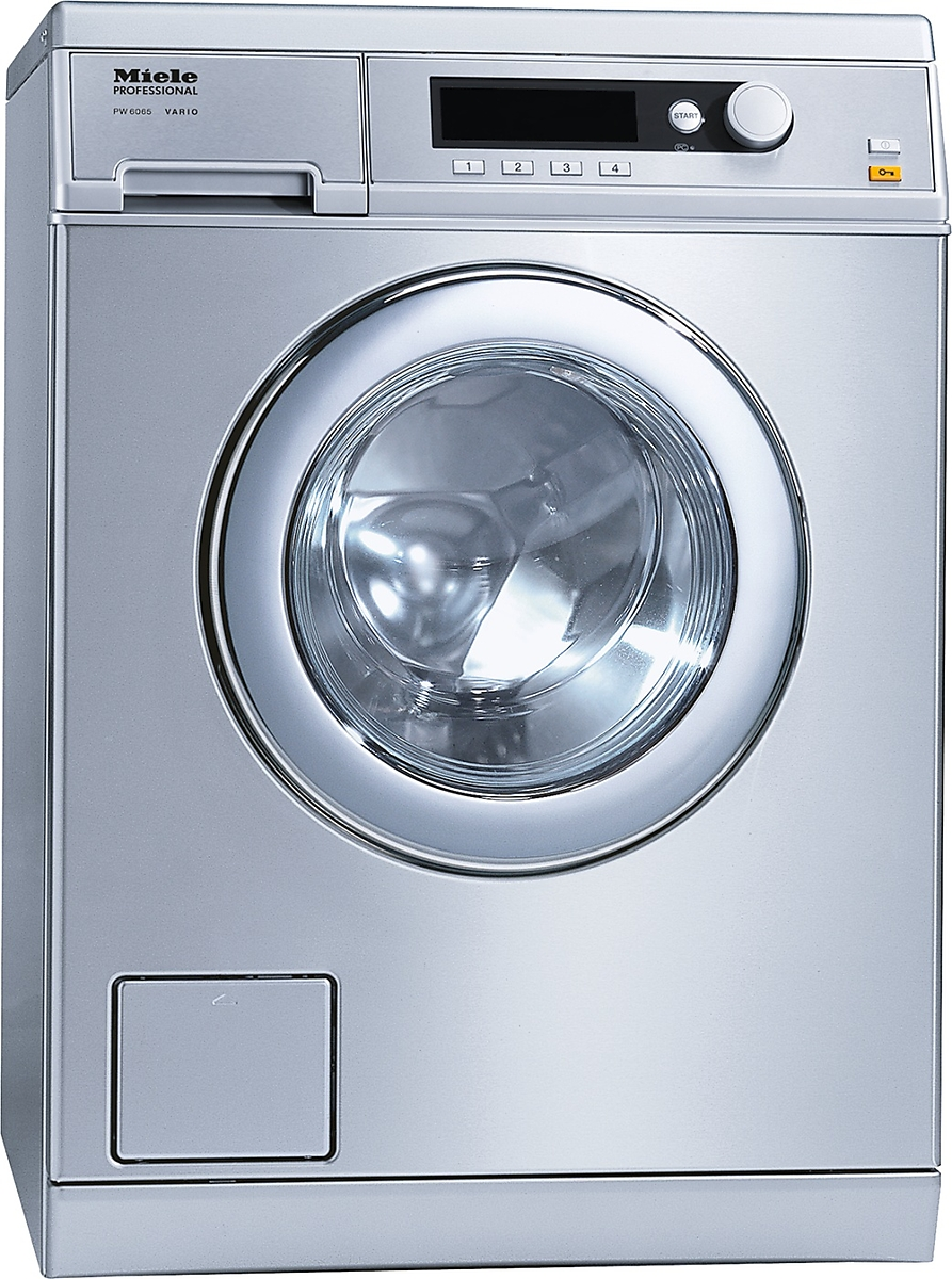 Miele Pw 6065 Vario El Lp Mar Front Loading Washer