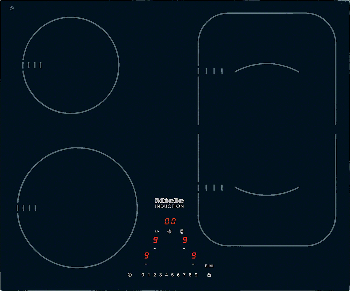 miele hobs km 6323 induction hob with onset controls