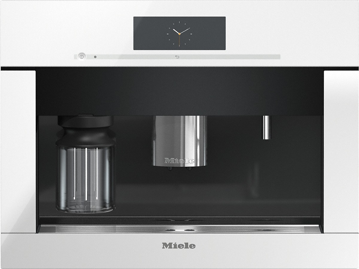 miele cva 6805 built in coffee machine. Black Bedroom Furniture Sets. Home Design Ideas