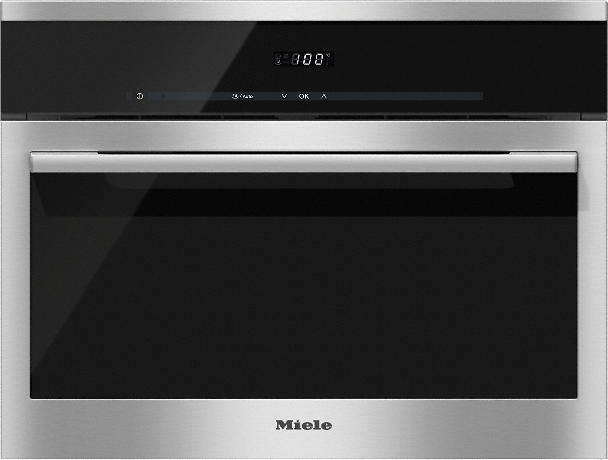 miele steam oven dg 6100 built in steam oven. Black Bedroom Furniture Sets. Home Design Ideas