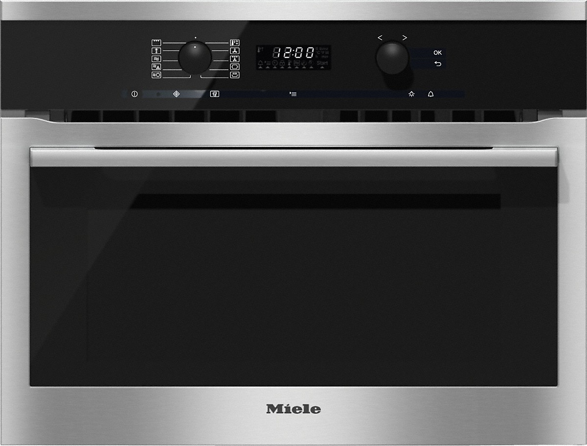 Miele H 6100 Bm Oven With Microwave