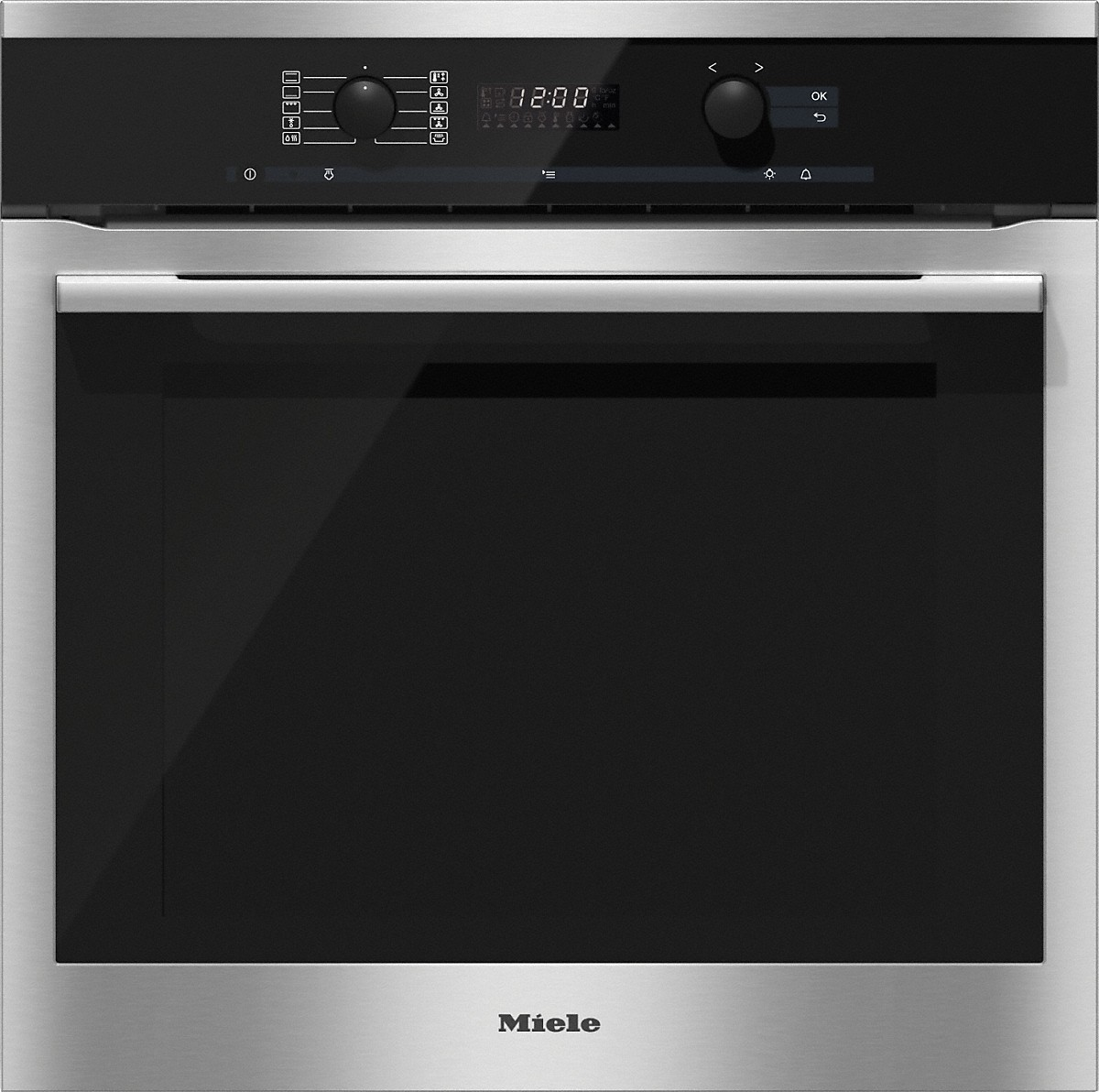 Miele Ovens H 6160 B Oven