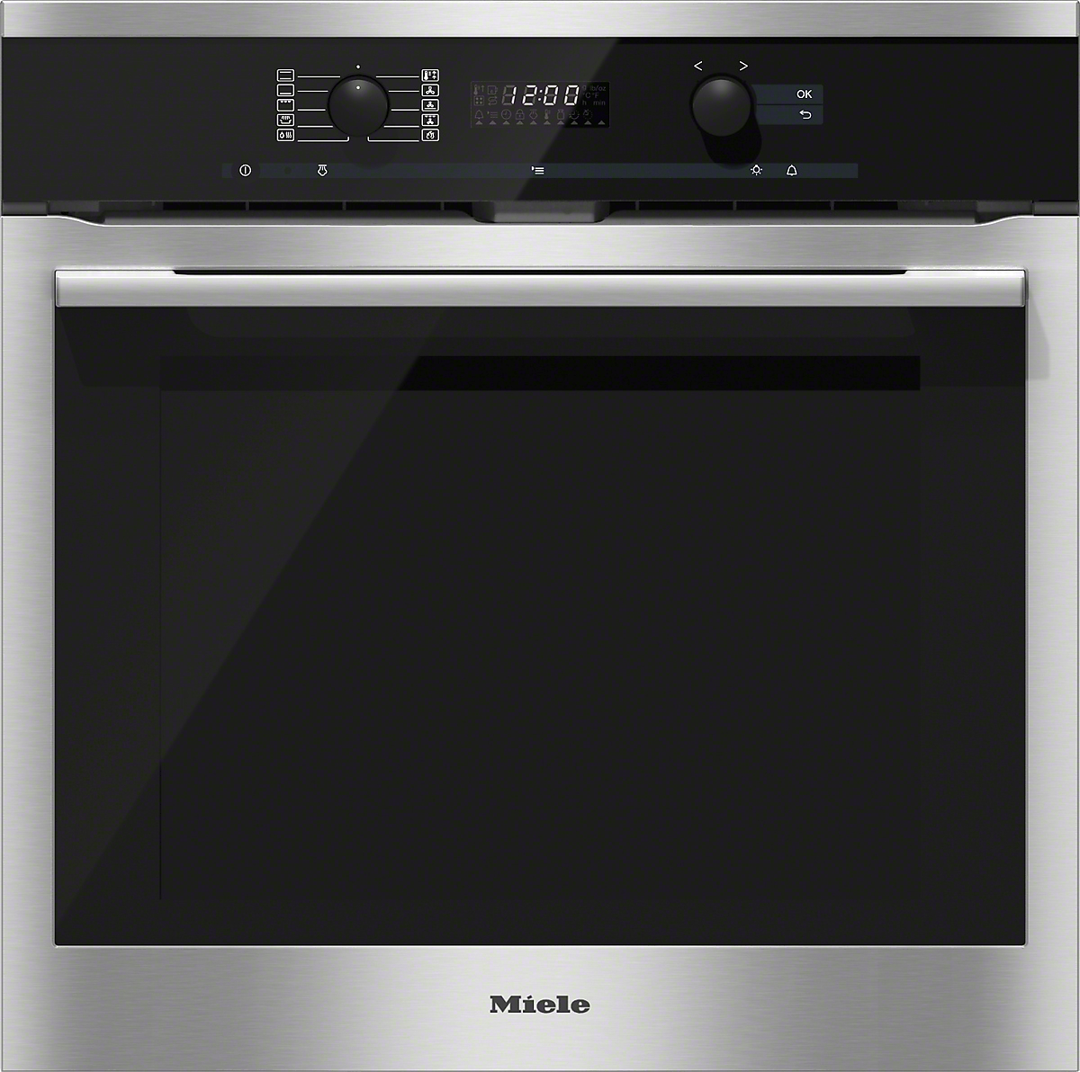 miele ovens h 6160 bp oven rh miele co uk Miele Wall Oven Microwave Combo 24 Inch Double Wall Oven