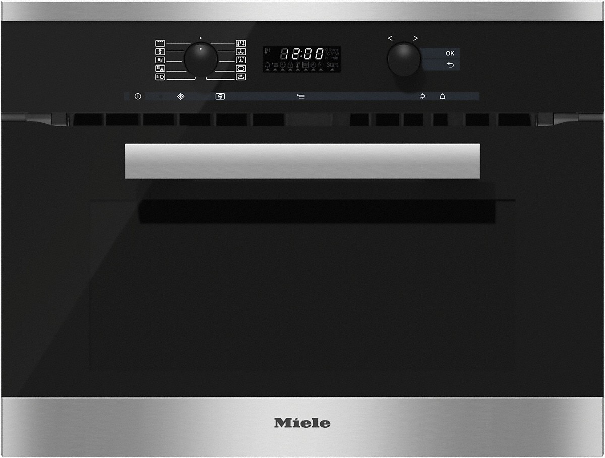 Miele H 6200 Bm Oven With Microwave