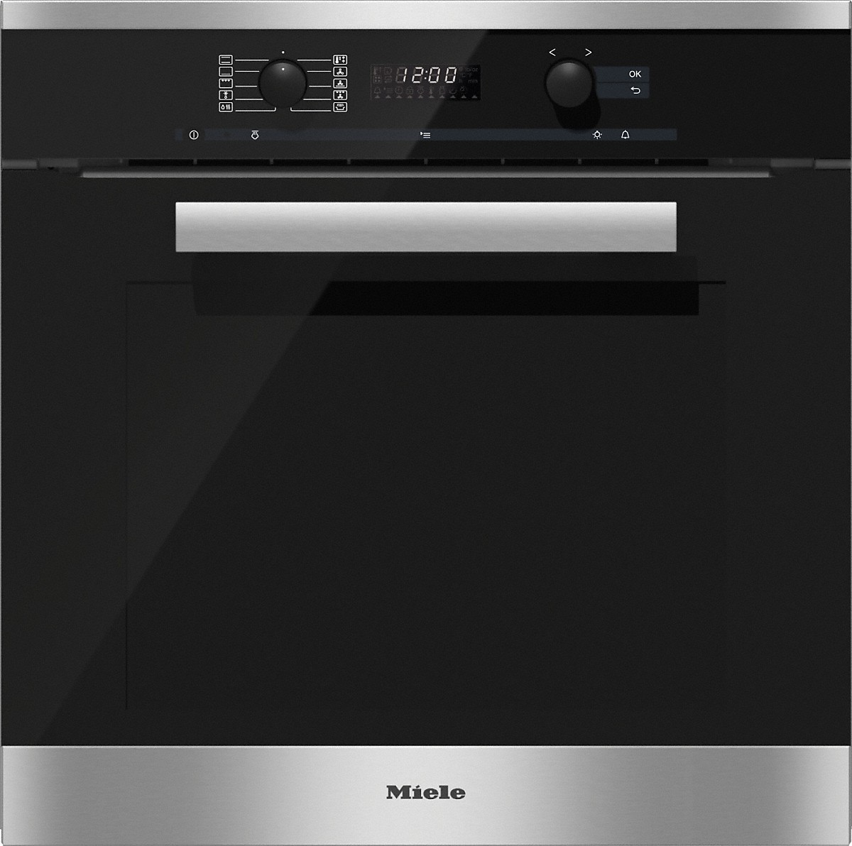 Miele Ovens H 6260 B Oven