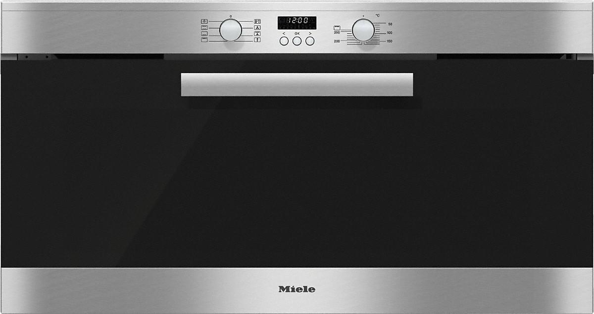 miele ovens h 6290 b oven 90 cm. Black Bedroom Furniture Sets. Home Design Ideas