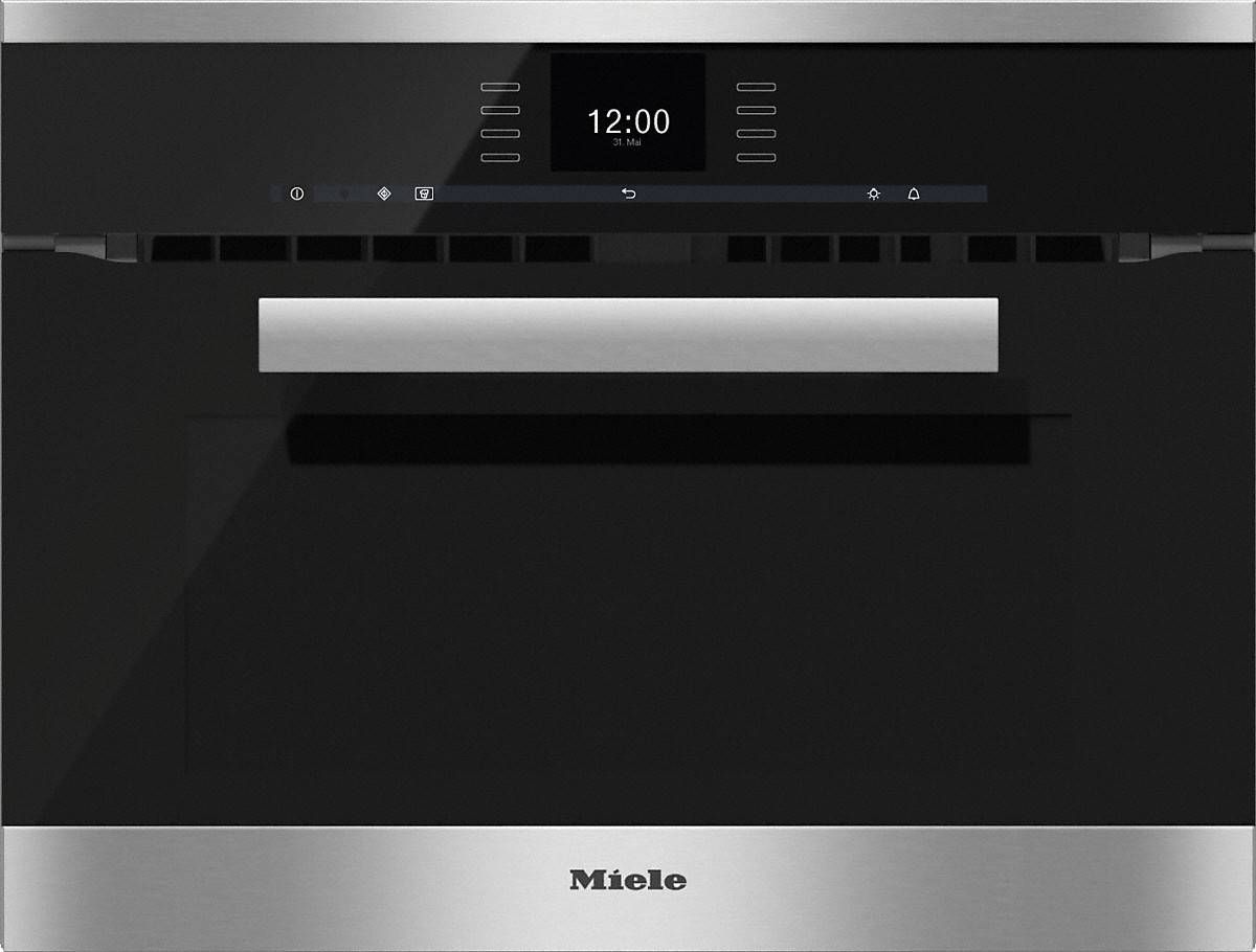 miele h 6600 bm oven with microwave. Black Bedroom Furniture Sets. Home Design Ideas