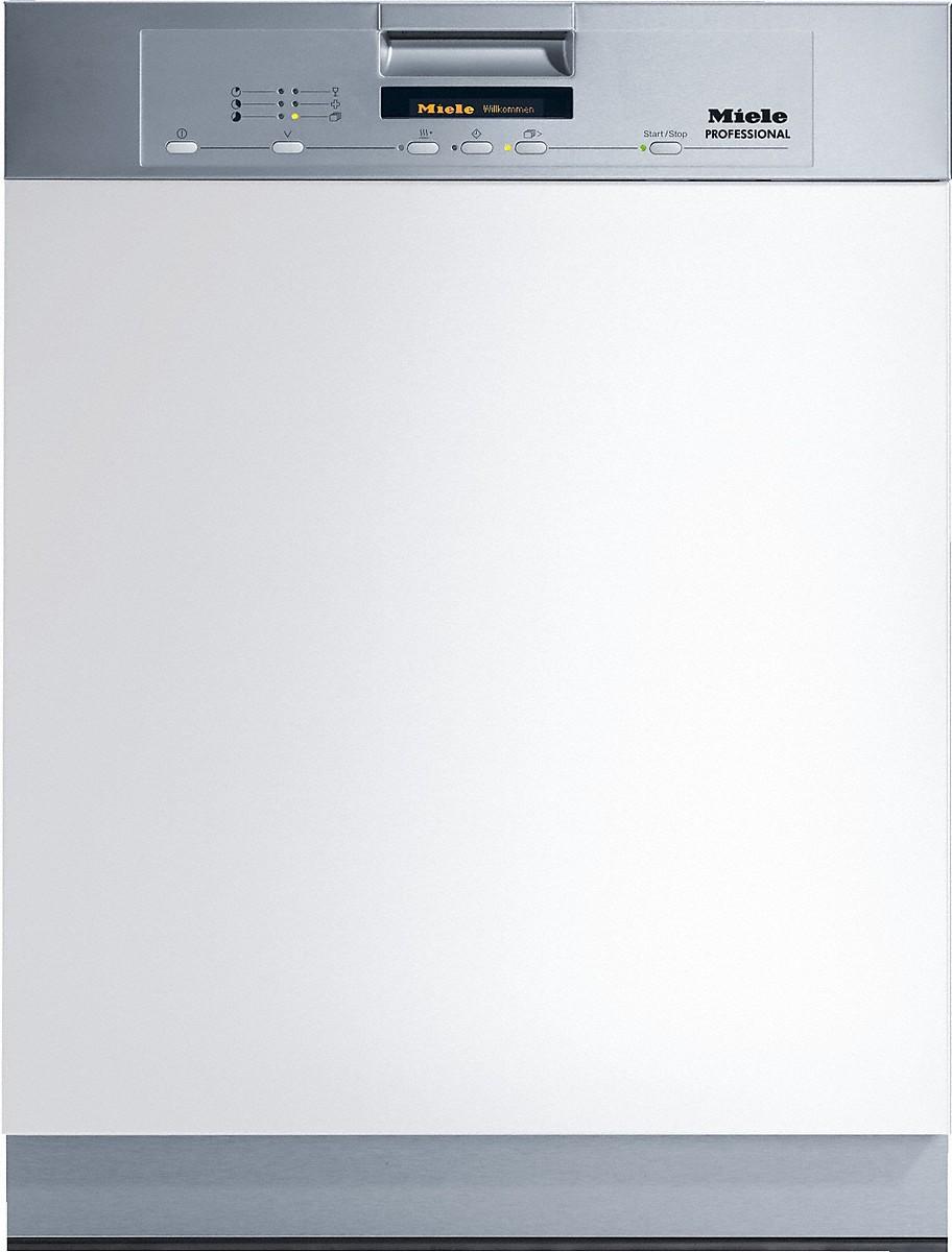 Miele pg 8080 i mar integrated dishwasher - Miele professional ...
