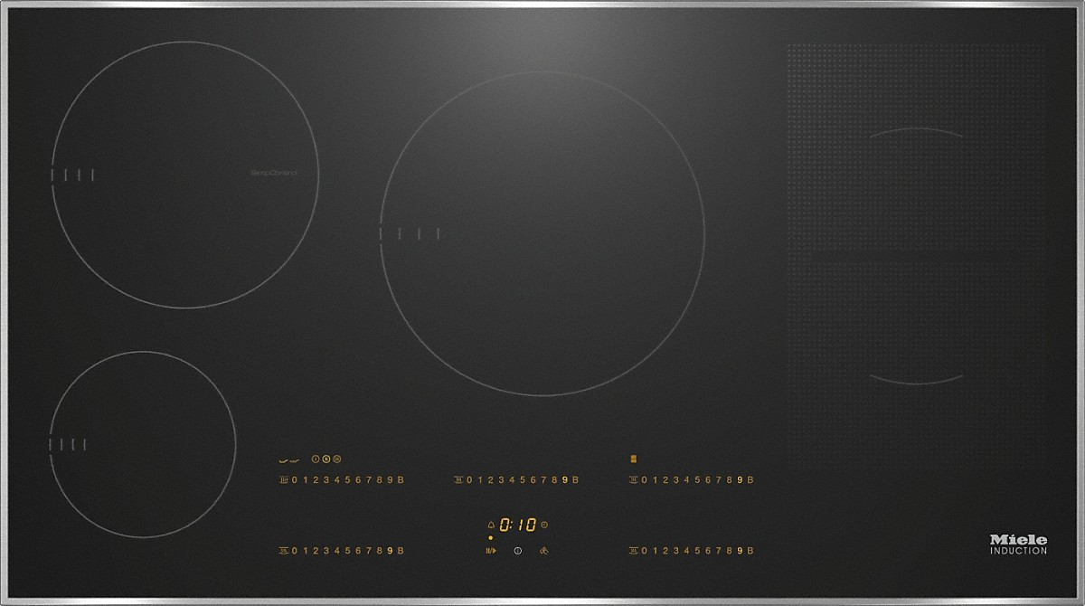 miele km 6669 induction hob with onset controls. Black Bedroom Furniture Sets. Home Design Ideas